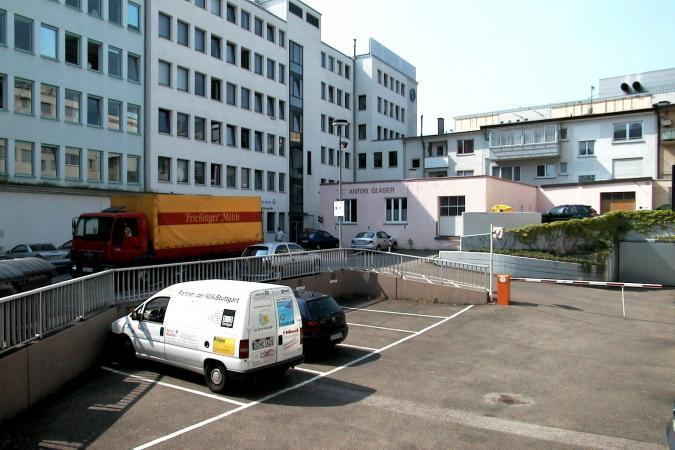 Hospitalviertel Stuttgart
