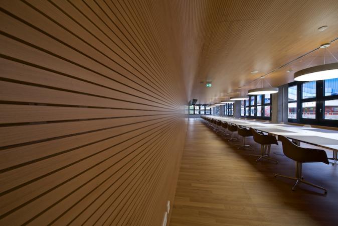 Bibliotheken Neugestaltung und Sanierung