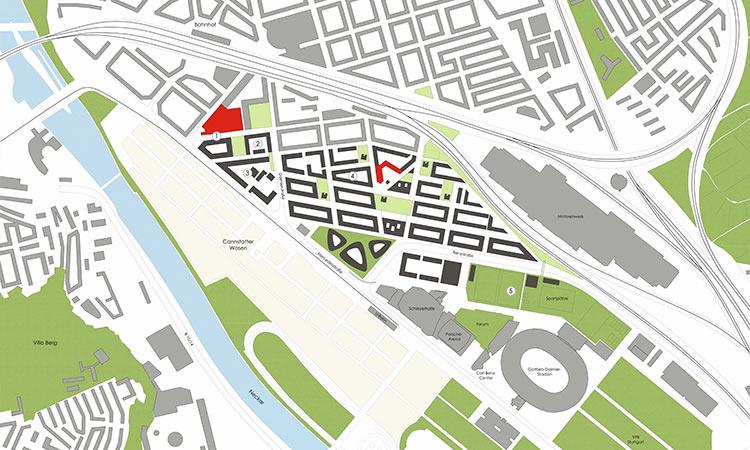 Konversion Neckarpark - Stuttgart mbfrank