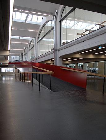 mb frank architektur - PAUSA  Halle Mössingen