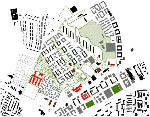 Benjamin Franklin Village Mannheim - mb frank architektur