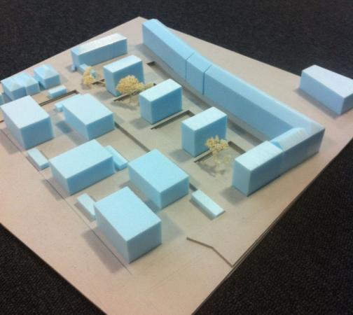 Schnittstelle Architektur | Städtebau